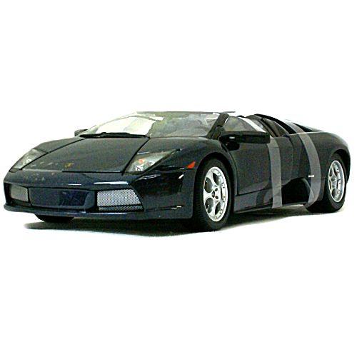 Lamborghini Murcielago Roadster Darkblue 1/18 MAISTO 2500円 【 ランボルギーニ マイスト ダイキャストカー ムルシエラゴ 濃紺 ダイキャストカー】【コンビニ受取対応商品】