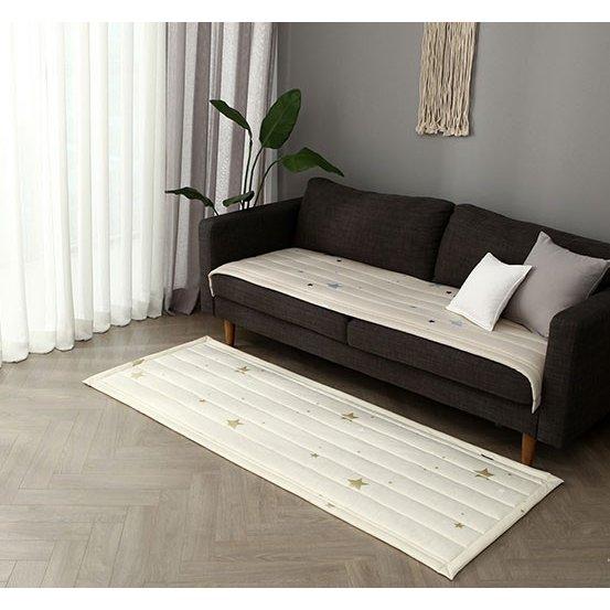 ソファーカバーだけでなくベッドサイドにも twinkle 通販 激安 輸入 sofa pad HOLIC TRICK トリックホリック
