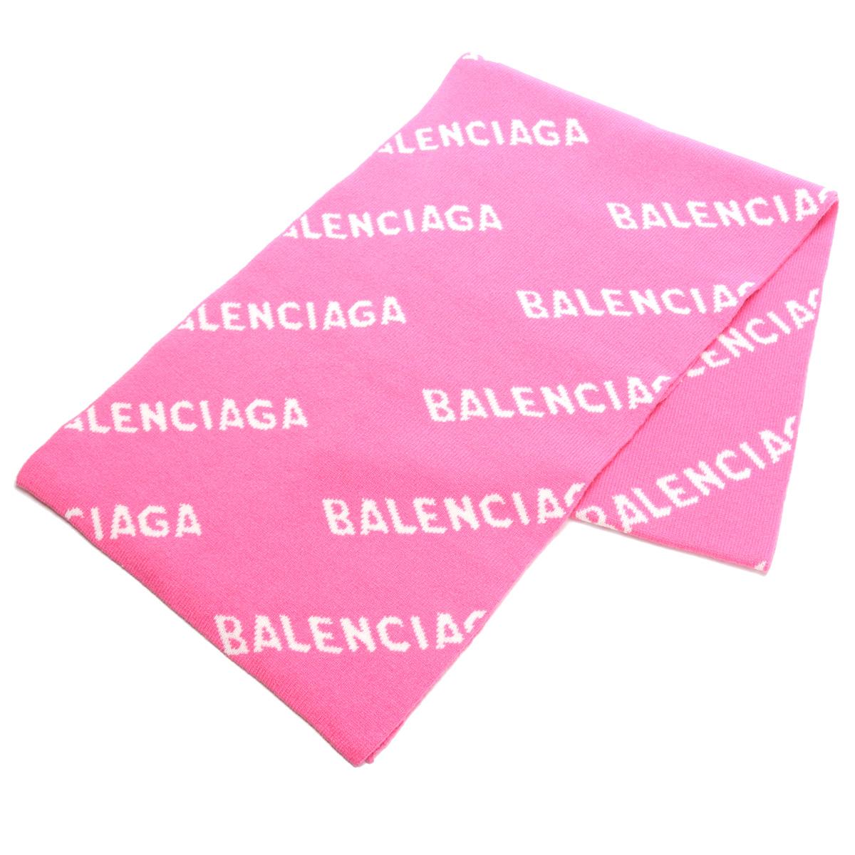 ※ 送料無料 ラッピング無料 7%OFF ブランド公式サイト掲載価格64 900円 バレンシアガ BALENCIAGA -マフラー 2020モデル 厚手 warm-01 大決算セール 633719 T1567 colo-01 bos-09 muffler-01 5621