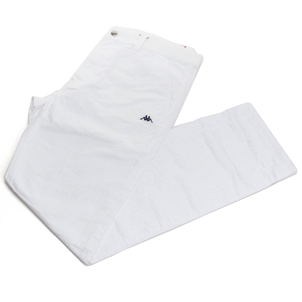 ※ 2020 新作 送料無料 激安超特価 ラッピング無料 Special Price カッパ KAPPA GOLF golf-01 裾上げ推奨 ホワイト系 KG812PA45 sp-02 WT メンズ-パンツ