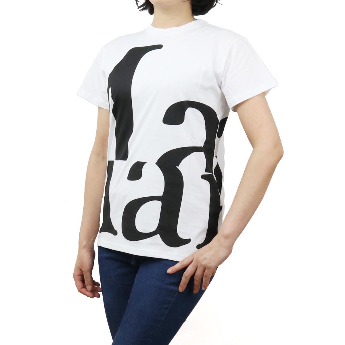 ※ 送料無料 ラッピング無料 2021春夏新作 メゾンマルジェラ Maison Margiela レディース-Tシャツ S22816 100 bos-36 ts-01 ホワイト系 apparel-01 セール 特集 レディース 贈物 S51GC0496