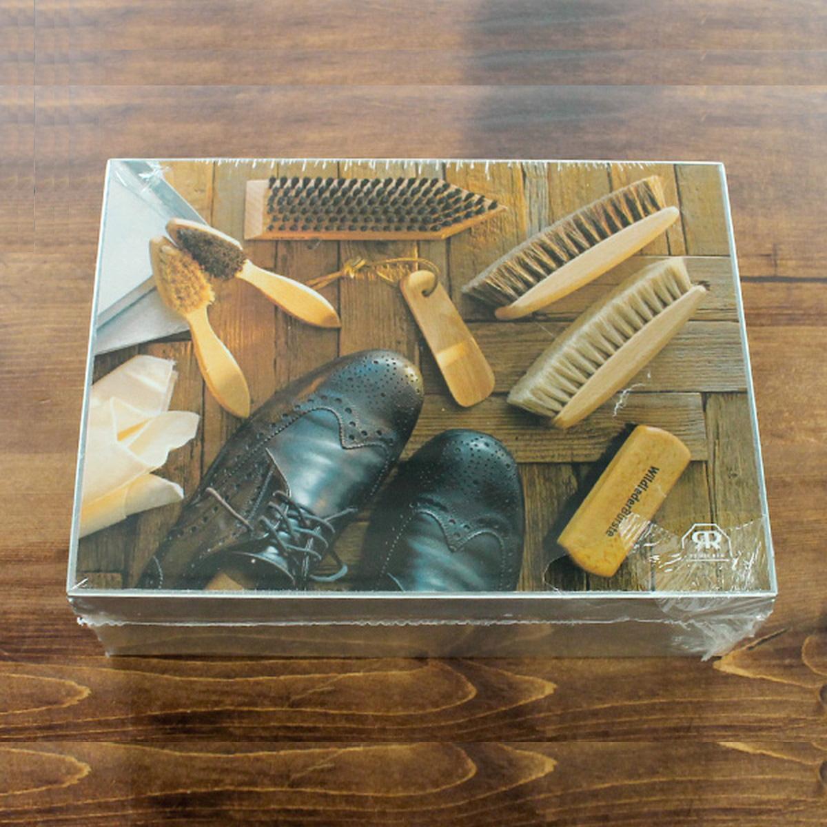 レデッカー REDECKER 豪華靴磨き9点· 雑貨 381600 豪華靴磨き9点·