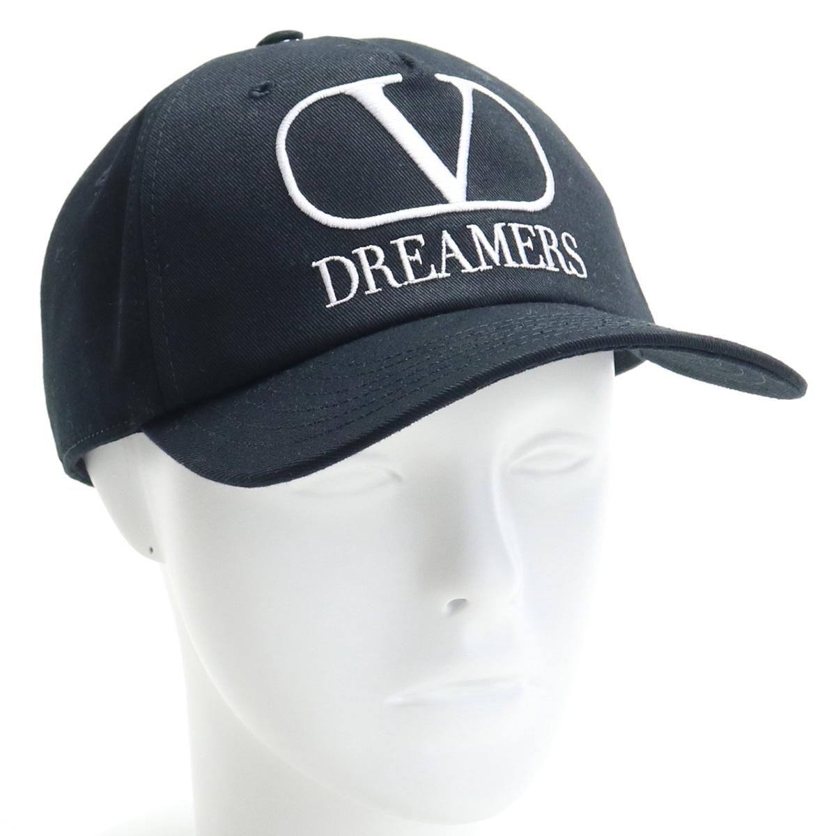 新作からSALEアイテム等お得な商品 満載 ※ 送料無料 ラッピング無料 ヴァレンティノ VALENTINO メンズ-キャップ 帽子類 KJC ブラック bos-18 TY0HDA10 0NI 往復送料無料 cap-01