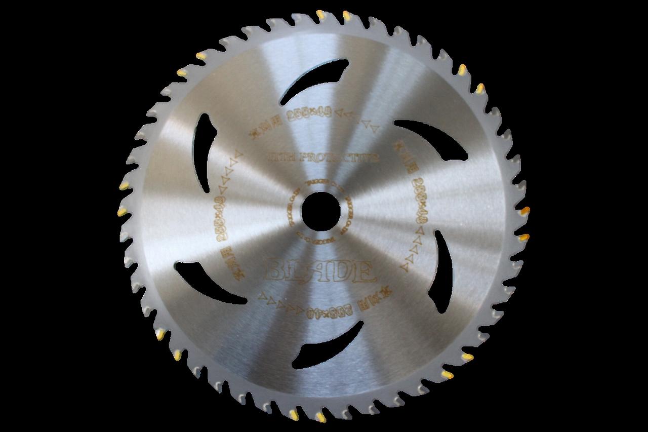 最新作の 草刈機 ブレード  刈払機 トリガー:トリガーオンラインショップ 255mm 刃 草刈り刃 X 48P 草刈 替刃 30枚 チップソー-ガーデニング・農業