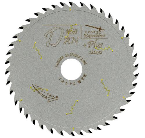 ハイグレード 最高品質 木工 一般木材 電動丸鋸 125mm X 42P 30枚 替刃 刃 エクスカリバー トリガー