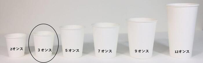 送料無料 一部地域を除く 北海道 今ダケ送料無料 沖縄除く 3000個 紙コップ3オンス3000個 100個x30袋