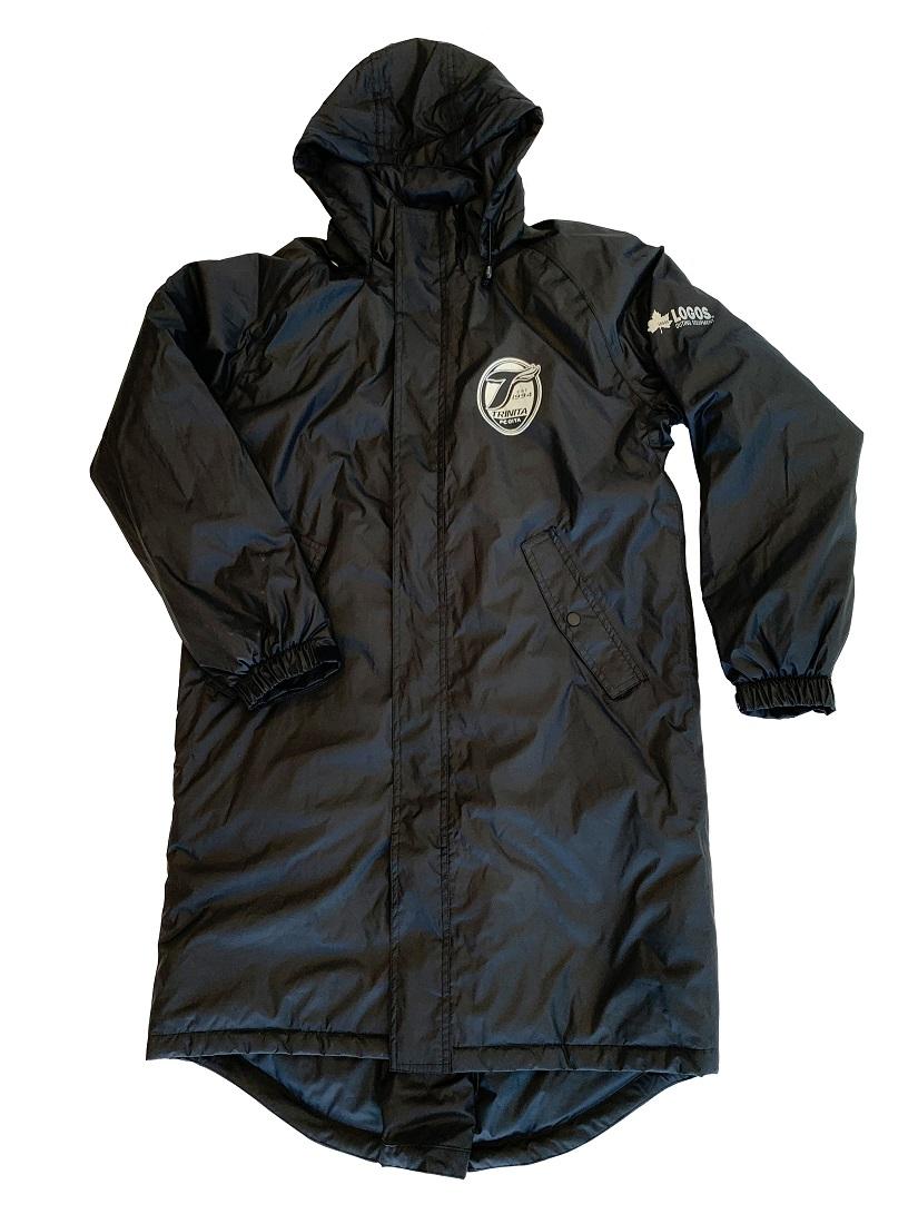 激安通販ショッピング 大分トリニータLOGOS軽量防寒コート 配送員設置送料無料