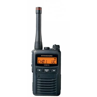 無線機 トランシーバー スタンダード 八重洲無線 VXD1S(1Wデジタル登録局簡易無線機 防水 インカム STANDARD YAESU)