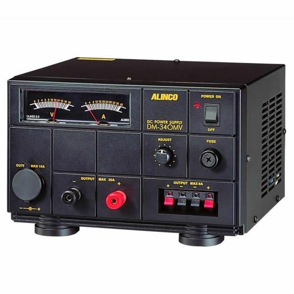 アルインコ ALINCO DM-340MV AC-DCコンバーター安定化電源