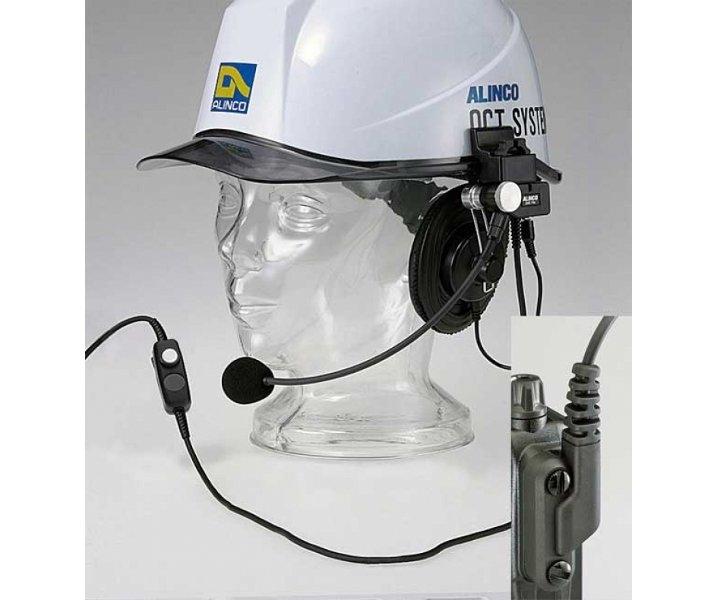 アルインコ ALINCO EME-40A ヘルメット用ヘッドセット DJ-P45/DJ-DP10対応