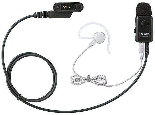 アルインコ ALINCO EME-41A イヤホンマイク防水プラグ DJ-P45/DJ-DP10対応