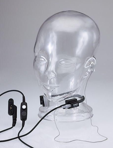 アルインコ ALINCO EME-43A 咽喉マイク(防水プラグ) DJ-P45/DJ-DP10対応
