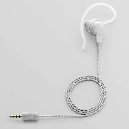 トランシーバーの事なら当店にお任せください アイコム ICOM 国内在庫 SP-16P グレー IC-4077S用 豊富な品 耳掛け型イヤホン
