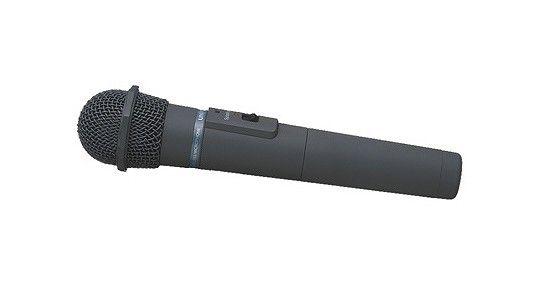 ユニペックス UNI-PEX WM-3400 ワイヤレスマイク 防滴型 TW-9200用(300MHz)