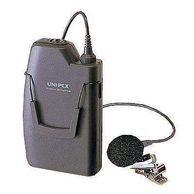 ユニペックス UNI-PEX WM-8100A ワイヤレスマイク ツーピース型(インカムタイプ)(800MHzダイバシティ)