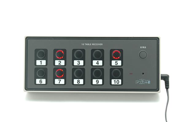 ソネット君 SRE-10 携帯型受信機 10テーブル受信機