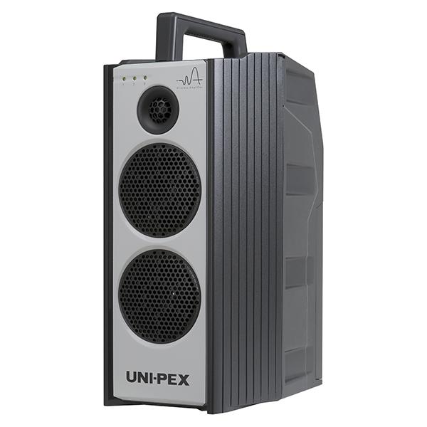ユニペックス UNI-PEX WA-372 防滴形ハイパワーワイヤレスアンプ