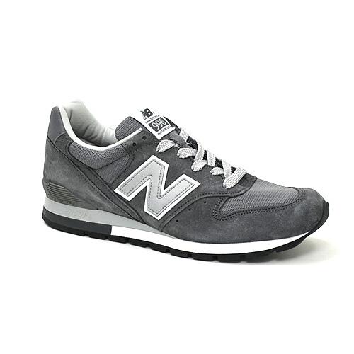 新平衡新平衡 M996 CGY 灰灰色製造在美國男子