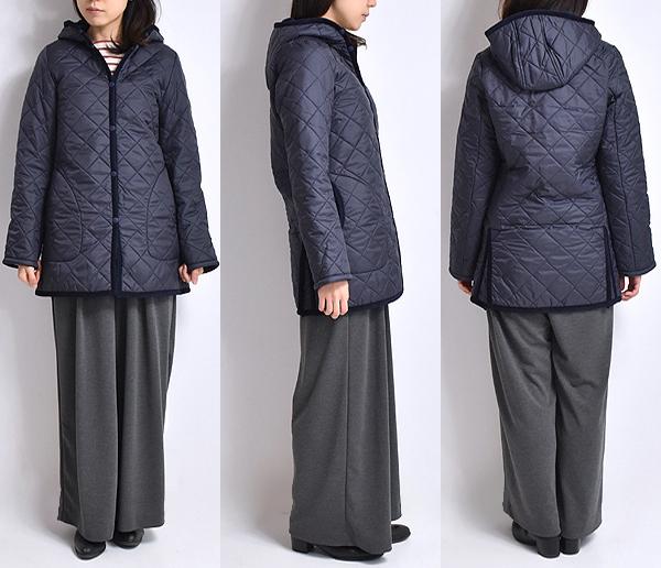 拉文納姆拉文納姆拉姆齊毛皮費爾德絎縫外套法拉圍墾女士