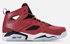 ナイキ ジョーダン メンズ バスケットボール シューズ Air Jordan Flight Club '91 バッシュ Gym Red/White/Black