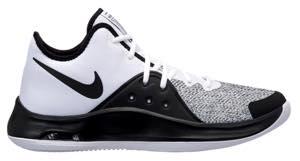 ナイキ メンズ スニーカー Nike Air Versitile 3 バッシュ White/Black/Dark Grey