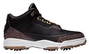 ナイキ ジョーダン メンズ ゴルフ シューズ Air Jordan 3 Retro Golf
