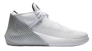 ナイキ ジョーダン メンズ バッシュ Nike Air Jordan Why Not Zer0.1 Low ホワイノット White/Black/Metallic Silver