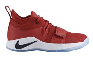 check out f589e 38670 Nike Boys / kids / Lady's basketball shoes Nike PG 2.5 basketball shoes  minibus Gym Red/Black/Wolf Grey/Bright Mango