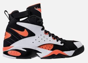 ナイキ メンズ スニーカー Nike Air Maestro II LTD エア マエストロ White/Rush Orange/Black