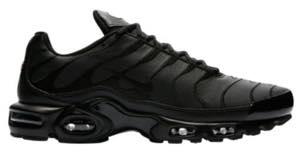 ナイキ メンズ スニーカー Nike Air Max Plus エアマックス プラス Black/Black/Black