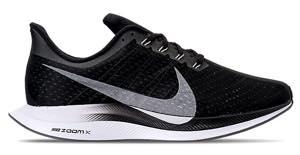 ナイキ メンズ ランニングシューズ Nike Pegasus 35 Turbo ズームペガサス ターボ スニーカー Black/Vast Grey/Oil Grey