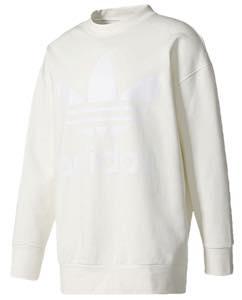 アディダス オリジナルス メンズ トレーナー adidas Originals ADC F Crew スウェット Off White