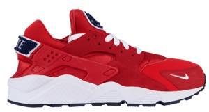 ナイキ メンズ スニーカー Nike Air Huarache Premium Varsity Pack エア ハラチ ランニングシューズ University Red/Sail/Blackened Blue