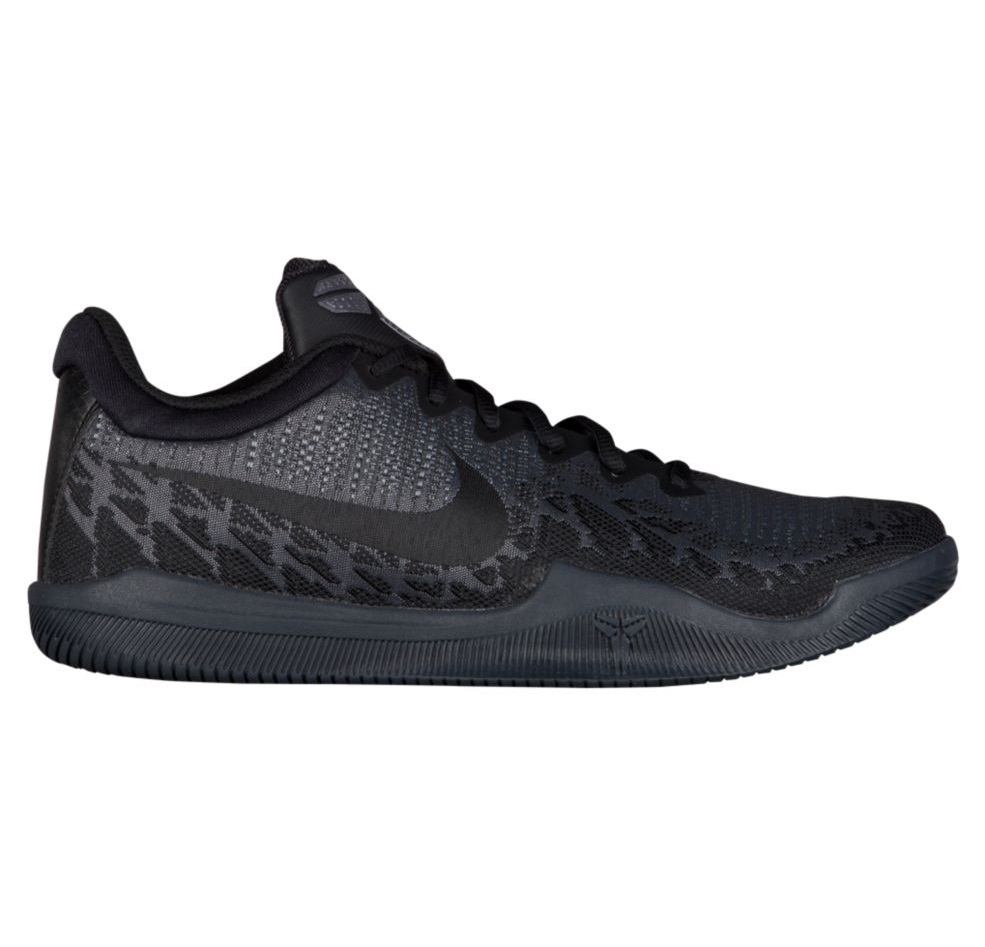 ナイキ メンズ Nike Kobe Mamba Rage バッシュ Black/Dark Grey/Cool Grey コービー マンバ