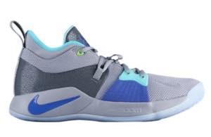 誠実 メンズ ナイキ バスケットボール シューズ Nike Platinum/Neo PG Nike 2