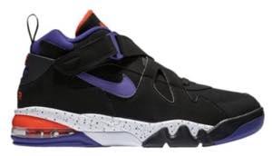 ナイキ メンズ スニーカー Nike Air Force Max CB エアマックスシービー チャールズ・バークレー Black/Court Purple/Team Orange/White
