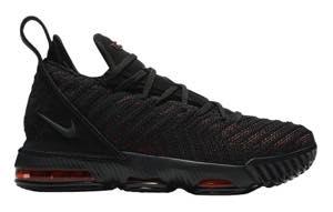 """ナイキ キッズ/レディース Bred"""" バッシュ Nike LeBron 16 Red XVI GS """"Fresh Bred"""" バッシュ Black/Black/University Red レブロン16 ミニバス, 餅つき臼と杵製造販売のけやきの森:cdf98355 --- ww.thecollagist.com"""