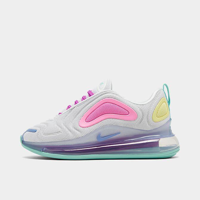 ナイキ レディース スニーカー Nike Air Max 720 エアマックス720 White/Light Aqua/Chalk Blue/Psychic Pink