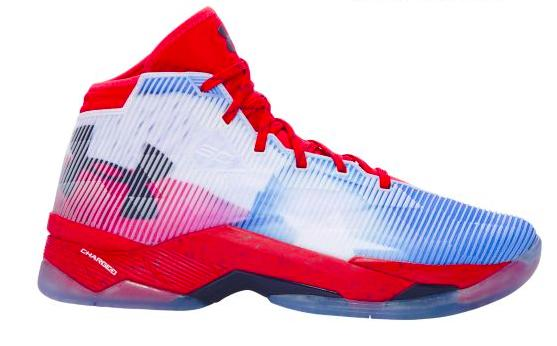 Under Armour Curry 2.5 メンズ Red/White/Midnight Navy アンダーアーマー バッシュ カリー2.5 Stephen Curry ステフィン・カリー