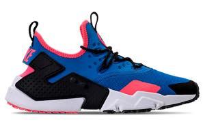 ナイキ メンズ スニーカー Nike Air Huarache Run Drift エアハラチ ドリフト Blue Nebula/Black/White