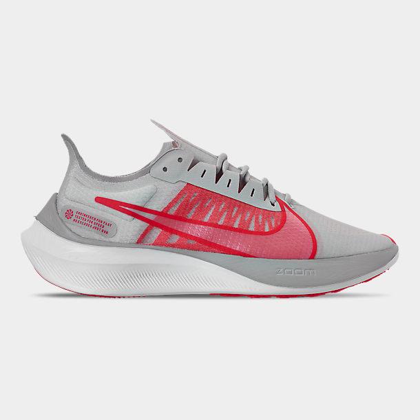 ナイキ レディース ズーム グラヴィティ Nike Zoom Gravity ランニングシューズ Pure Platinum/White/Red Orbit