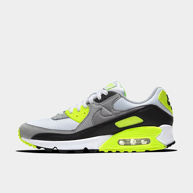 ナイキ メンズ Nike Air Max 90 スニーカー White/Particle Grey/Light Smoke Grey エアマックス 90
