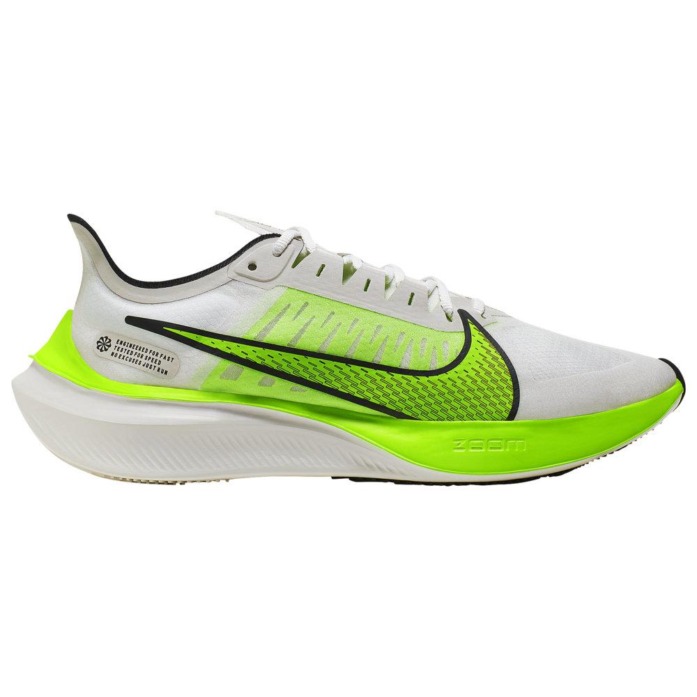 ナイキ メンズ ズーム グラビティー Nike Zoom Gravity ランニングシューズ Platinum Tint/Electric Green/Black/White