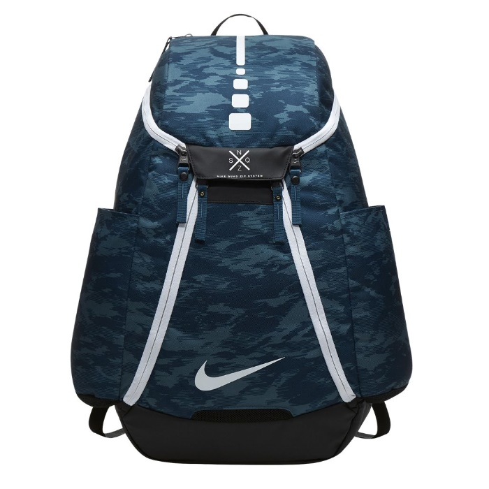 Nike Hoops Elite Max Air Graphic Backpack メンズ Space Blue/Black/White ナイキ バックパック リュックサック