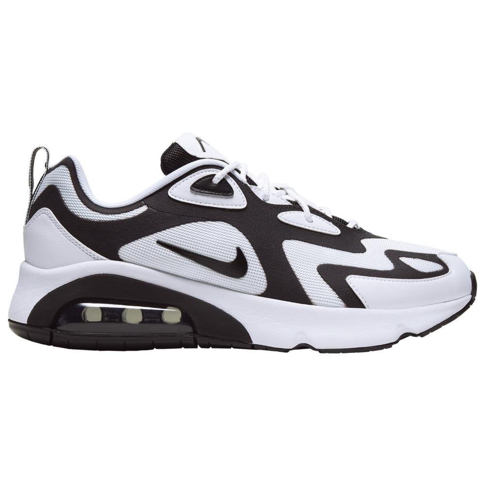 ナイキ メンズ マックス200 Nike Air Max 200 スニーカー White/Black/Anthracite
