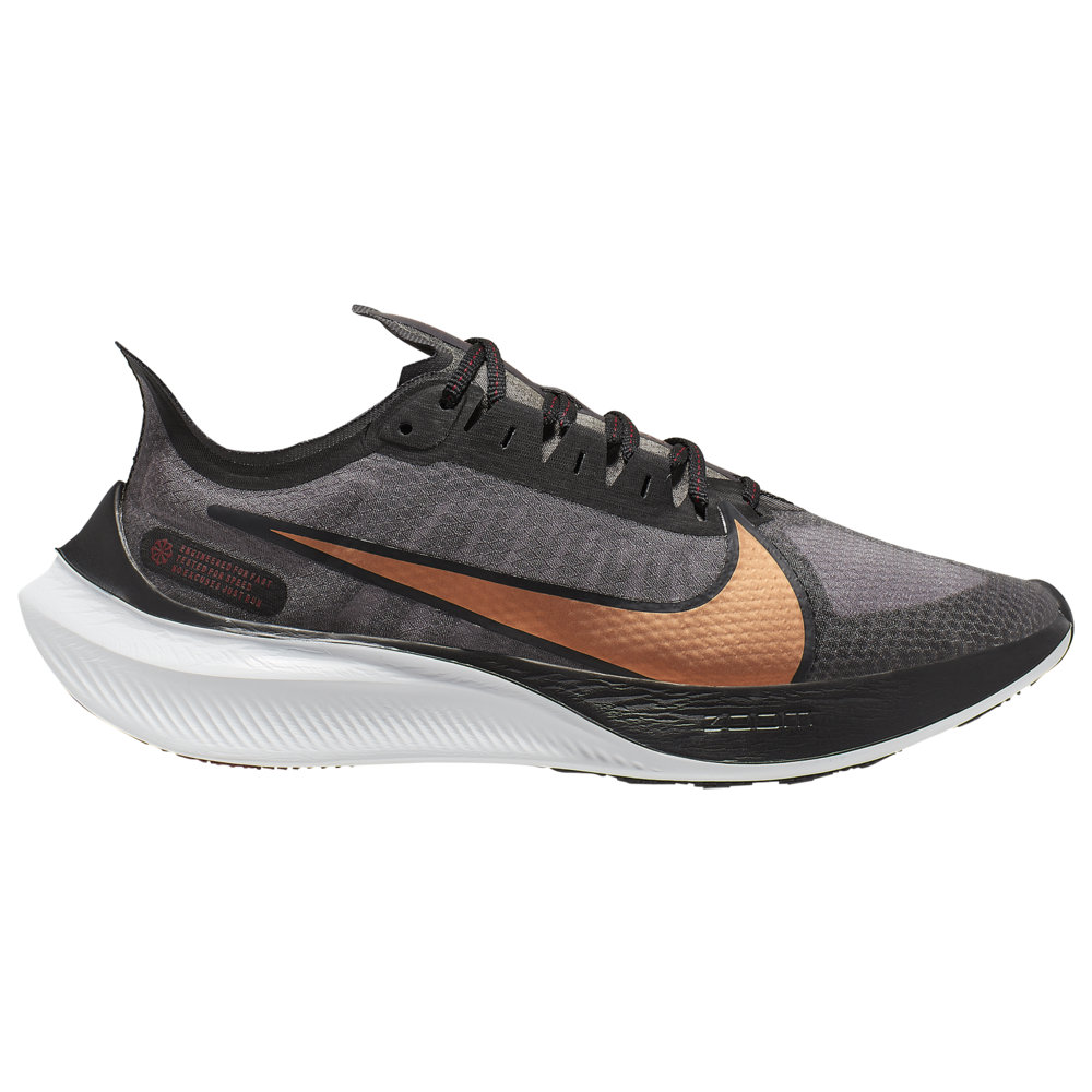 ナイキ ズーム グラヴィティー レディース Nike Zoom Gravity ランニングシューズ Black/Mtlc Copper/Burgundy Ash