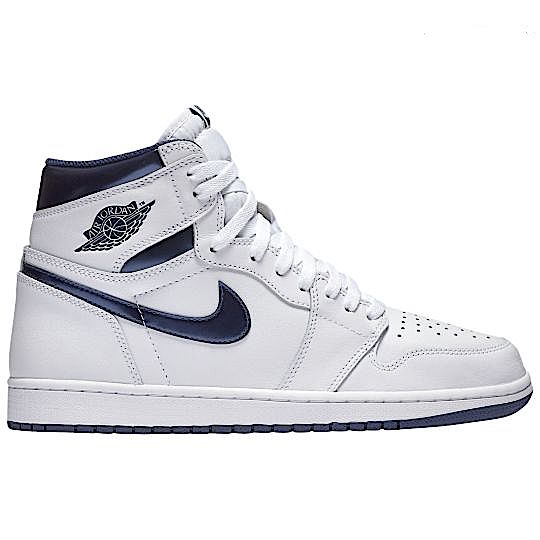 JORDAN RETRO 1 HIGH OGメンズ White/Midnight Navy NIKE ナイキ ジョーダン 23