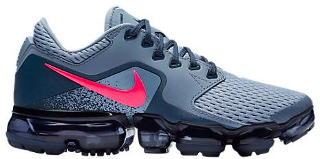 Nike Air VaporMaxキッズ/ジュニア Dark Sky Blue/Racer Pink/Thunder Blue ナイキ スニーカー ヴェイパーマックス