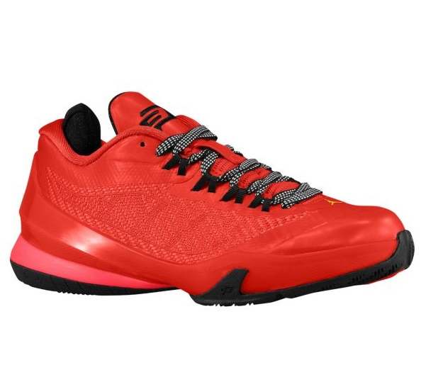 Jordan CP3.VIII 8キッズ/レディース Challenge Red/Tour Yellow/Black/Infrared 23 ジョーダン バッシュ クリスポール