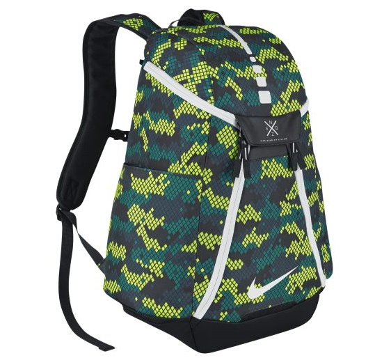 Nike Hoops Elite Max Air Graphic Backpackメンズ Rio Teal/Black/White ナイキ バックパック リュックサック